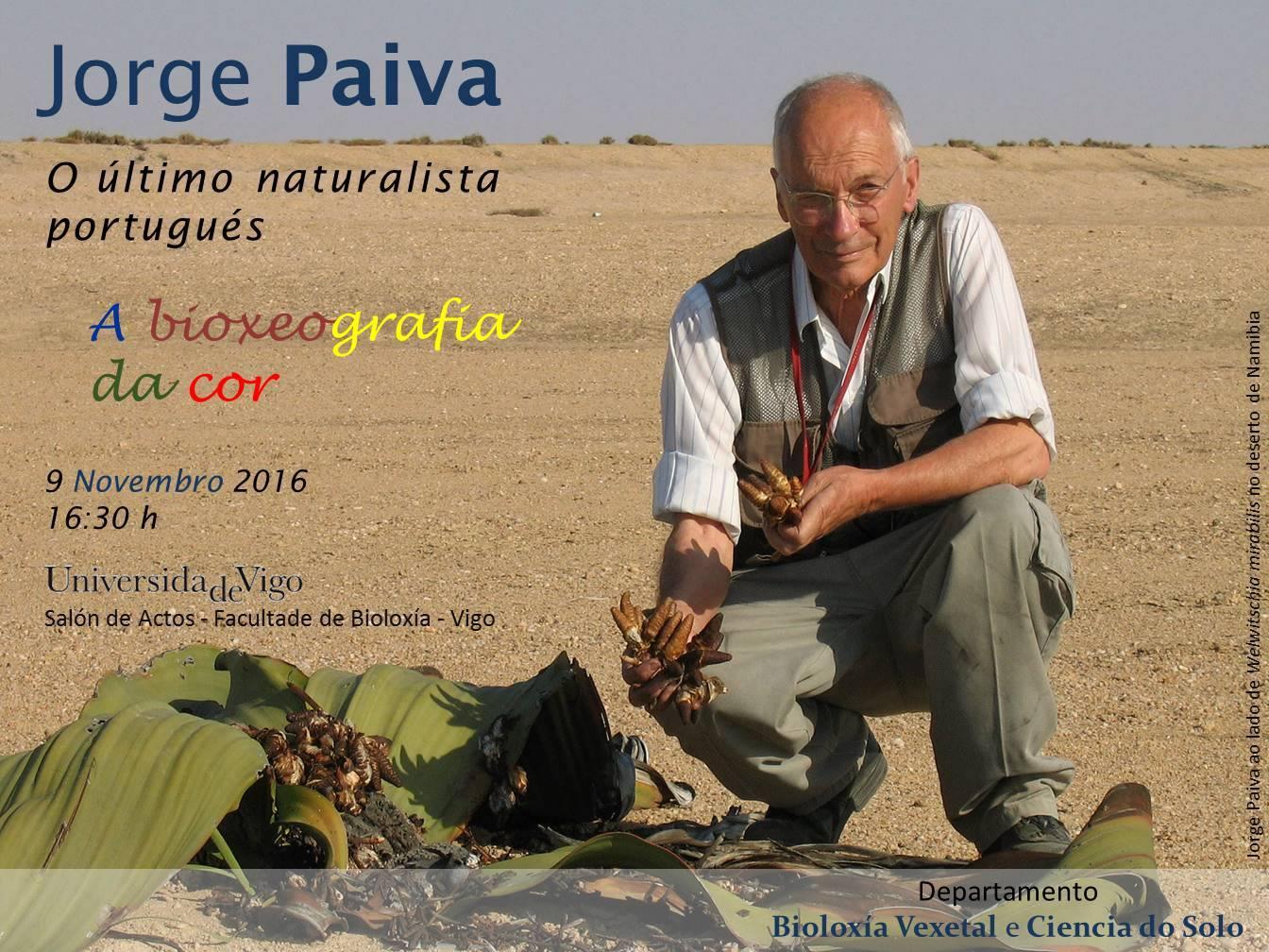 Conferencia Jorge Paiva